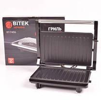 Электро гриль Bitek BT-7406 750ВТ