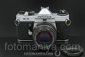 Pentax KX kit SMC Pentax 50mm f1.4