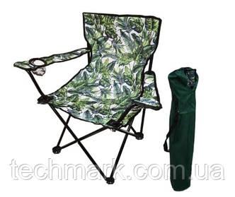 """Кресло складное с подлокотниками для пикника и рыбалки """"Паук"""" ТМ"""