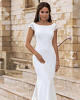 Шикарное белое свадебное платье от итальянского бренда Daniela Di Marino (Esperanza Collection 2021)