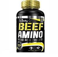 Аминокислоты BioTech Beef Amino (120 tabs)