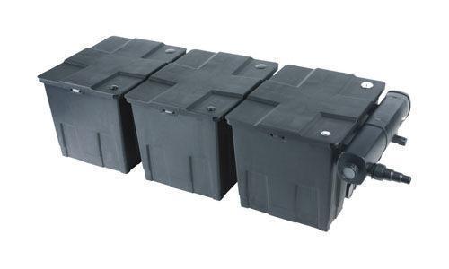 Фильтр проточный прудовый  SunSun CBF-350C-UV (до 90 000 л, УФ 36 ВТ)