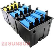 Фильтр проточный прудовый  SunSun CBF-350C-UV (до 90 000 л, УФ 36 ВТ), фото 2