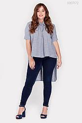 Жіноча сорочка Урбіно (сірий) 0307172