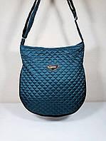 Женская стёганая  сумка-трансформер