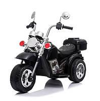 Детский мотоцикл Harley-Davidson T-7230 черный