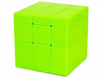 QiYi Mirror Дзеркальний кубик 3х3 зелений