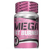 Снижение веса BioTech Mega Fat Burner (90 tabs)