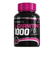 Л-карнитин BioTech L-Carnitine 1000 mg (60 tabs)