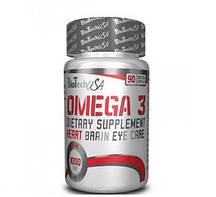 Рыбий жир BioTech Omega 3 (90 caps)