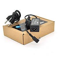 Блок питания MERLION для ноутбука ASUS 19V 1.75A (34 Вт) штекер 4.0*1.35мм, длина 0,9м + кабель питания