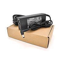 Блок питания MERLION для ноутбука TOSHIBA 19V 3.95A (75 Вт) штекер 5.5*2.5мм, длина 0,9м + кабель питания