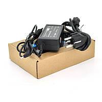 Блок питания MERLION для ноутбука ACER 19V 3.42A (65 Вт) штекер 3.0*1.1мм, длина 0,9м + кабель питания