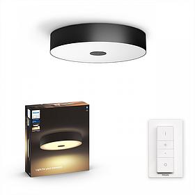Розумний світлодіодний світильник Philips Hue Fair White Ambiance Bluetooth (Вимикач в комплекті)