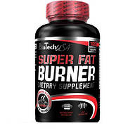 Снижение веса BioTech Super Fat Burner (120 tabs)