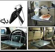 Столик автомобильный дорожный, органайзер, под ноутбук, планшет, столик для еды