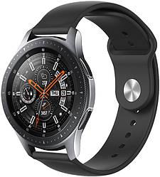 Ремешок Base для Galaxy Watch 46mm Black (22 мм)