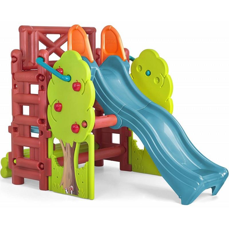 Дитячий майданчик з гіркою Feber 09590