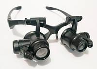 Лупа бинокулярная Magnifier 9892G2 20x