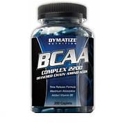 БЦА Dymatize BCAA Complex 2200 (200 caps)