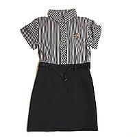 Красивое школьное платье для девочки р. 134-152