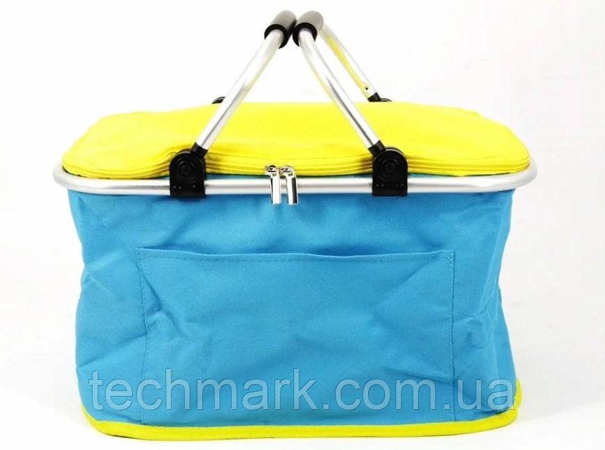 Термосумка, сумка-холодильник COOLING BAG на 30 литров