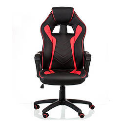 Крісло офісне Special4You Game Black/Red (E5388)
