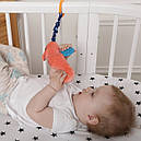"""Детская виброподвеска на кроватку или коляску """"Морской конек"""" МС 110604-01, фото 5"""