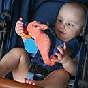 """Детская виброподвеска на кроватку или коляску """"Морской конек"""" МС 110604-01, фото 6"""