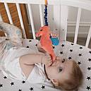"""Детская виброподвеска на кроватку или коляску """"Морской конек"""" МС 110604-01, фото 7"""