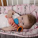 """Детская виброподвеска на кроватку или коляску """"Морской конек"""" МС 110604-01, фото 8"""