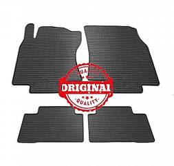 Гумові килимки в салон (4 шт)  для Нісан/NISSAN Rogue/Нісан(T32) (2013-...)