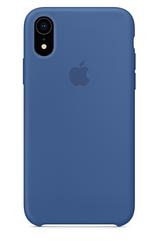 "Apple silicon case iPhone XR "" Delft blue """