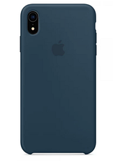 """Apple silicon case iPhone XR """" Pasific green """""""