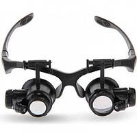 Лупа бинокулярная Magnifier 9892G1 20x