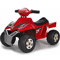 Дитячий квадроцикл на акумуляторе 6 v. Red Feber 11252, фото 2