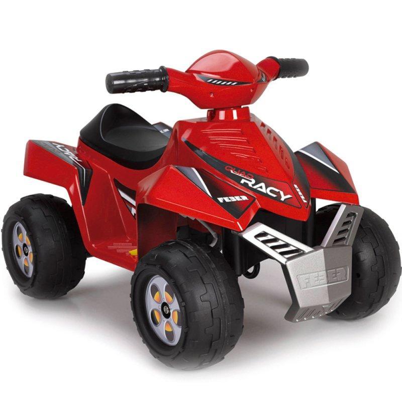Дитячий квадроцикл на акумуляторе 6 v. Red Feber 11252