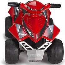 Дитячий квадроцикл на акумуляторе 6 v. Red Feber 11252, фото 3