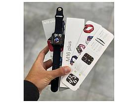 Smart Watch М16 Plus Чорний