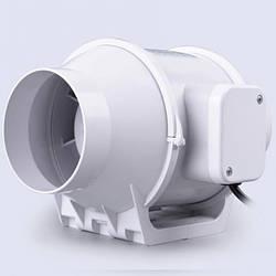 Канальный вентилятор Binetti FDP-100S 73625, КОД: 1237056