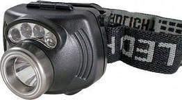 Налобний ліхтар DX-1310 датчик руху, (Оригінал)