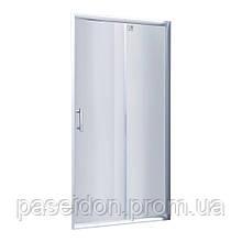 Душові двері в нішу Lidz Zycie SD100x185.CRM.TR