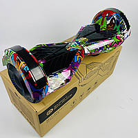 Гироскутер Smart Balance Pro 8 Джунглі самобаланс | Надійний гироборд Смарт Баланс різнобарвний для дітей
