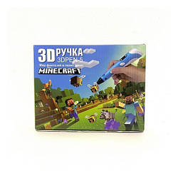 3D-ручка 3D Pen-5 Minecraft Edition Multicolored