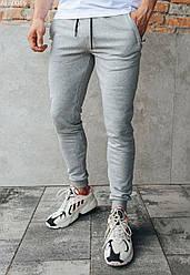 Спортивные штаны мужские Staff gray basic серый AFB0086 S, 46