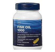 Омега-3 GNC FISH OIL (90 caps)
