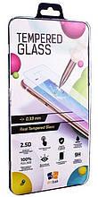 Защитное стекло Drobak Tempered Glass для Tecno Pop 4 Pro (BC3) Black (464655)