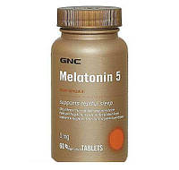 Мелатонин GNC MELATONIN 5 (60 caps)