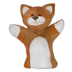 М'яка іграшка Zolushka Рукавичка для цукерок Кіт Мурчик 32см (ZL445)