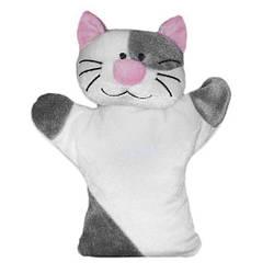 М'яка іграшка Zolushka Рукавичка для цукерок Кіт Мяу 28см (ZL446)